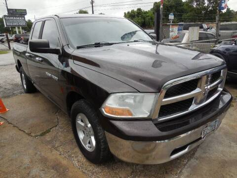 2011 RAM Ram Pickup 1500 for sale at SCOTT HARRISON MOTOR CO in Houston TX