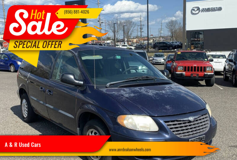 2004 Chrysler Town and Country for sale at A & R Used Cars in Clayton NJ
