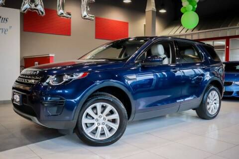 2017 Land Rover Discovery Sport for sale at Quality Auto Center of Springfield in Springfield NJ
