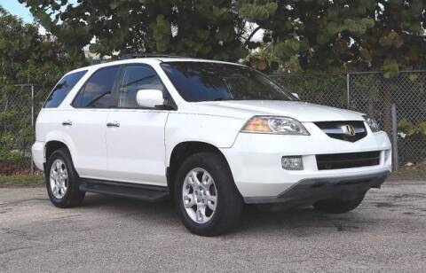 2006 Acura MDX for sale at No 1 Auto Sales in Hollywood FL