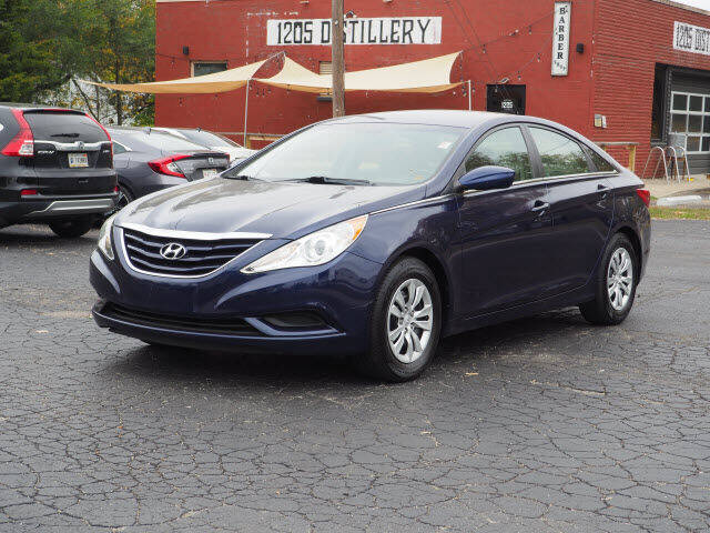 2011 Hyundai Sonata for sale at Tom Roush Budget Westfield in Westfield IN