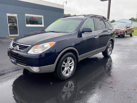 2012 Hyundai Veracruz for sale at Eagle Auto LLC in Green Bay WI