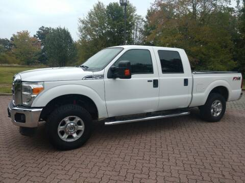 2015 Ford F-250 Super Duty for sale at CARS PLUS in Fayetteville TN