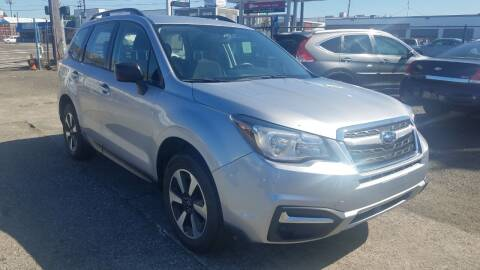 2017 Subaru Forester for sale at Seattle's Auto Deals in Seattle WA