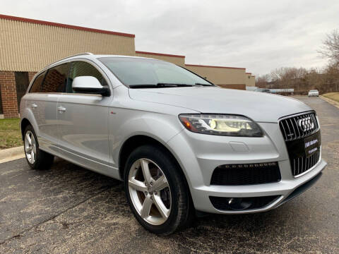 2010 Audi Q7 for sale at EMH Motors in Rolling Meadows IL