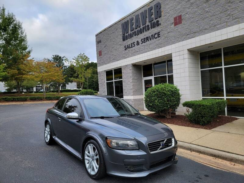 2010 Volvo C30 for sale at Weaver Motorsports Inc in Cary NC