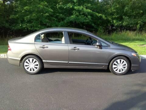 2011 Honda Civic for sale at Joe Scurti Sales in Lambertville NJ