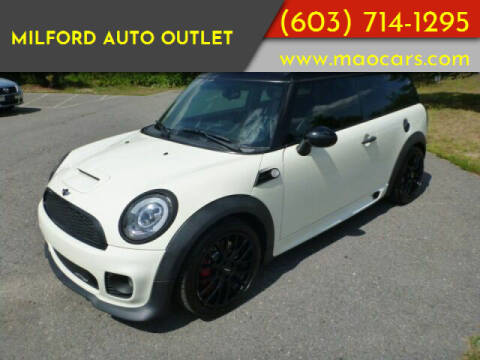 2009 MINI Cooper Clubman for sale at Milford Auto Outlet in Milford NH