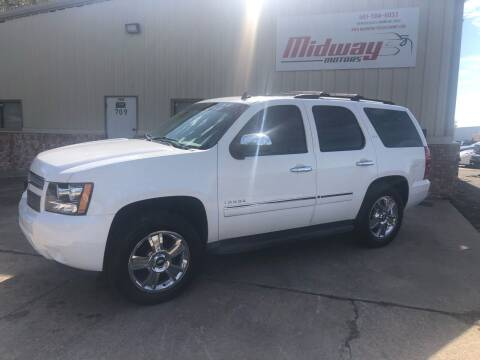 2011 Chevrolet Tahoe for sale at Midway Motors in Conway AR