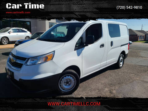 2016 Chevrolet City Express Cargo for sale at Car Time in Denver CO