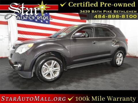 2015 Chevrolet Equinox for sale at STAR AUTO MALL 512 in Bethlehem PA