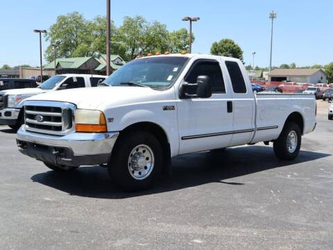 1999 Ford F-250 Super Duty for sale at Cj king of car loans/JJ's Best Auto Sales in Troy MI