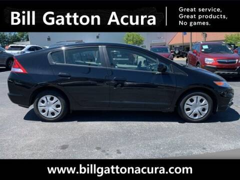 2012 Honda Insight for sale at Bill Gatton Used Cars - BILL GATTON ACURA MAZDA in Johnson City TN