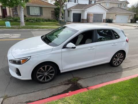2018 Hyundai Elantra GT for sale at PACIFIC AUTOMOBILE in Costa Mesa CA
