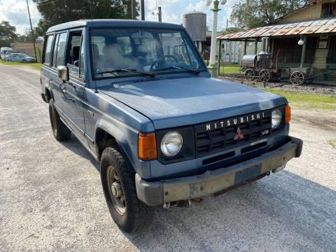 1991 Mitsubishi Montero for sale at OVE Car Trader Corp in Tampa FL