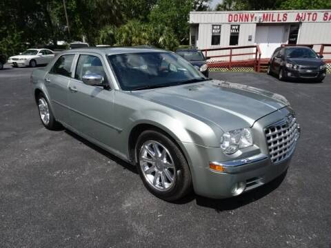 2006 Chrysler 300 for sale at DONNY MILLS AUTO SALES in Largo FL