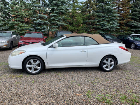 2008 Toyota Camry Solara for sale at Renaissance Auto Network in Warrensville Heights OH