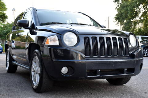 2010 Jeep Compass for sale at Wheel Deal Auto Sales LLC in Norfolk VA