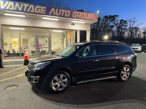 2013 Chevrolet Traverse for sale at Vantage Auto Group in Brick NJ