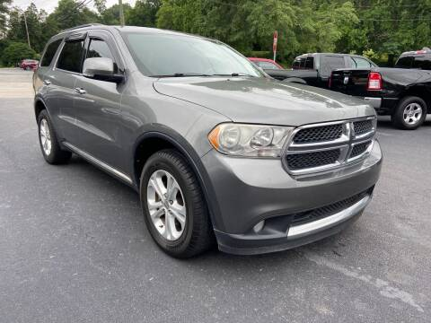 2013 Dodge Durango for sale at Luxury Auto Innovations in Flowery Branch GA