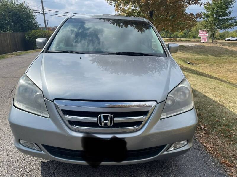 2007 Honda Odyssey for sale at Luxury Cars Xchange in Lockport IL