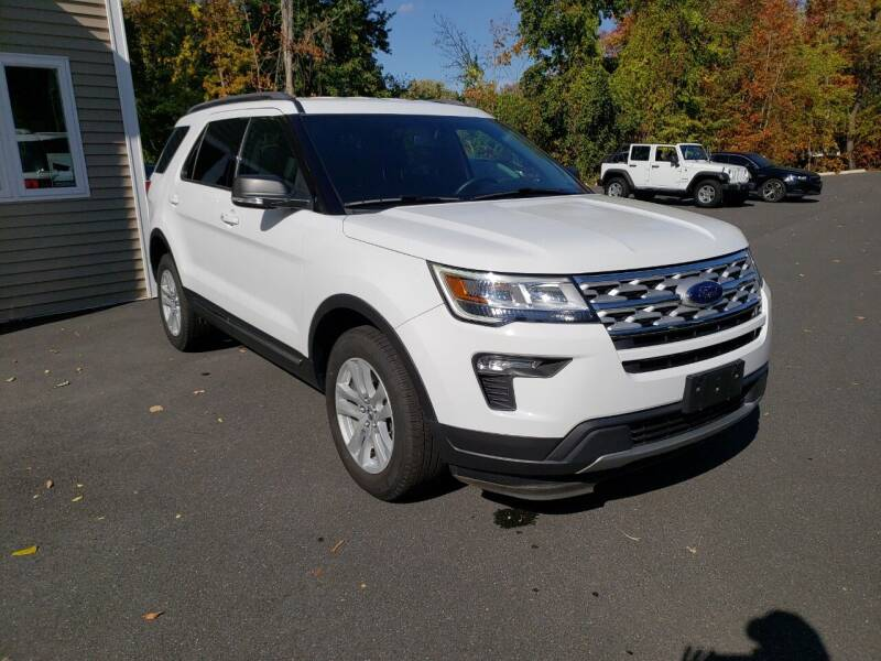 2019 Ford Explorer for sale at KLC AUTO SALES in Agawam MA