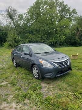 2015 Nissan Versa for sale at Alpine Auto Sales in Carlisle PA