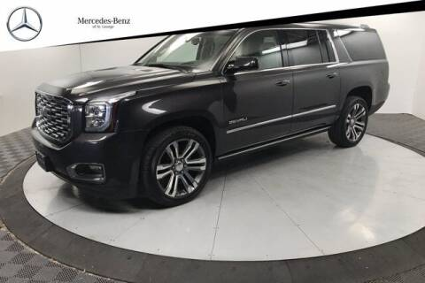 2018 GMC Yukon XL for sale at Stephen Wade Pre-Owned Supercenter in Saint George UT