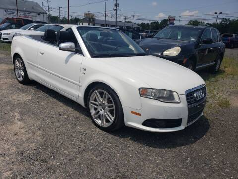 2009 Audi S4 for sale at CRS 1 LLC in Lakewood NJ