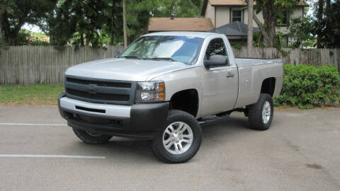 2011 Chevrolet Silverado 1500 for sale at Carpros Auto Sales in Largo FL