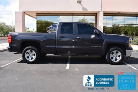 2014 Chevrolet Silverado 1500 for sale at GOLDIES MOTORS in Phoenix AZ