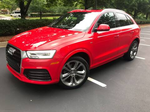 2016 Audi Q3 for sale at Import Performance Sales in Raleigh NC