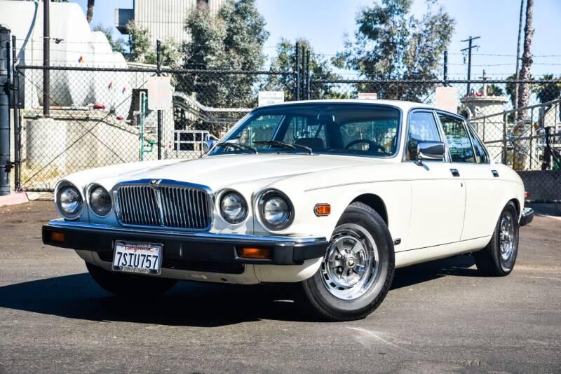 1985 Jaguar XJ-Series for sale at Milpas Motors in Santa Barbara CA