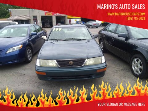 1997 Toyota Avalon for sale at Marino's Auto Sales in Laurel DE