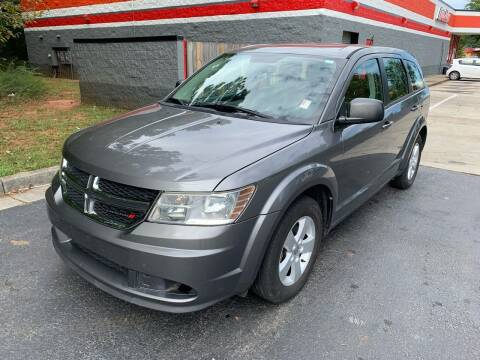2013 Dodge Journey for sale at CAR STOP INC in Duluth GA