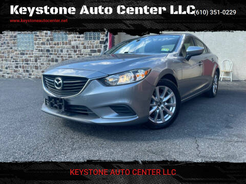 2014 Mazda MAZDA6 for sale at Keystone Auto Center LLC in Allentown PA