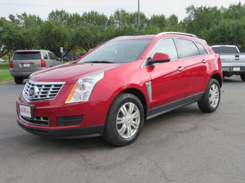 2015 Cadillac SRX for sale at Low Cost Cars North in Whitehall OH