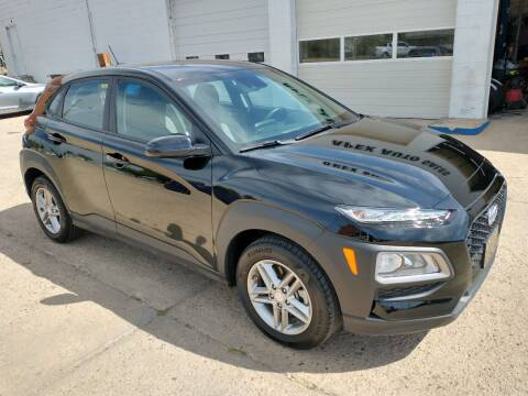 2019 Hyundai Kona for sale at Apex Auto Sales in Coldwater KS