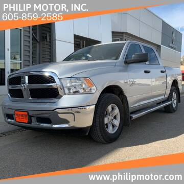 2019 RAM Ram Pickup 1500 Classic for sale at Philip Motor Inc in Philip SD