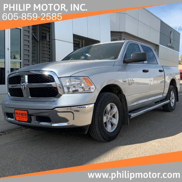 2019 RAM Ram Pickup 1500 Classic for sale at Philip Motor Inc in Philip SD