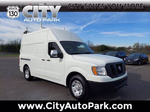 2020 Nissan NV Cargo for sale at City Auto Park in Burlington NJ