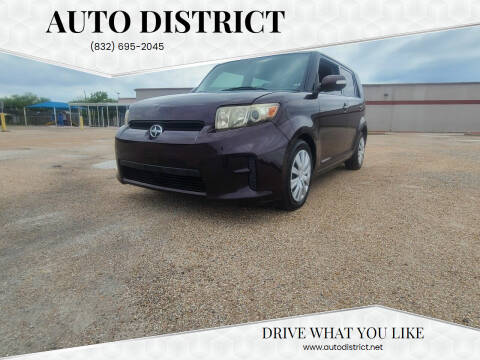 2011 Scion xB for sale at Auto District in Baytown TX