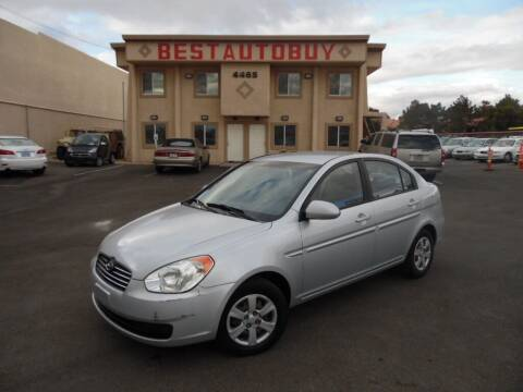 2006 Hyundai Accent for sale at Best Auto Buy in Las Vegas NV