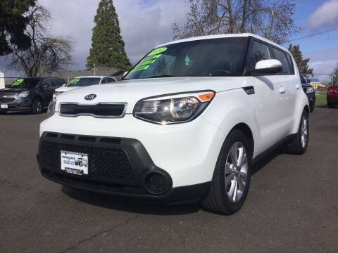 2014 Kia Soul for sale at Pacific Auto LLC in Woodburn OR