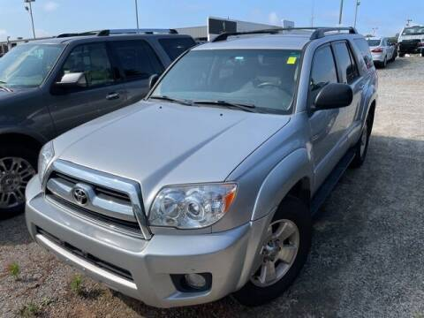 2006 Toyota 4Runner for sale at BILLY HOWELL FORD LINCOLN in Cumming GA