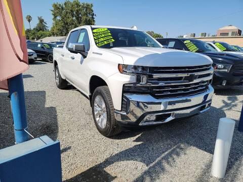 2019 Chevrolet Silverado 1500 for sale at La Playita Auto Sales Tulare in Tulare CA