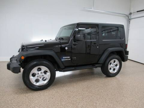 2013 Jeep Wrangler for sale at HTS Auto Sales in Hudsonville MI