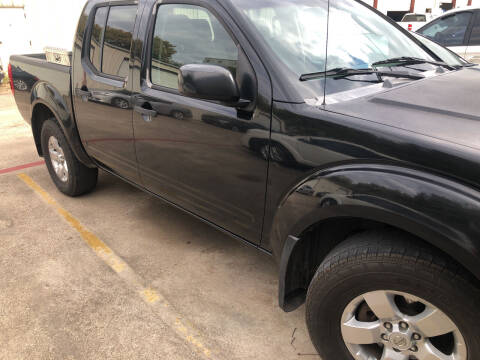 2005 Nissan Frontier for sale at Auto Access in Irving TX