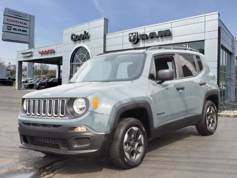 2018 Jeep Renegade for sale at Ron's Automotive in Manchester MD