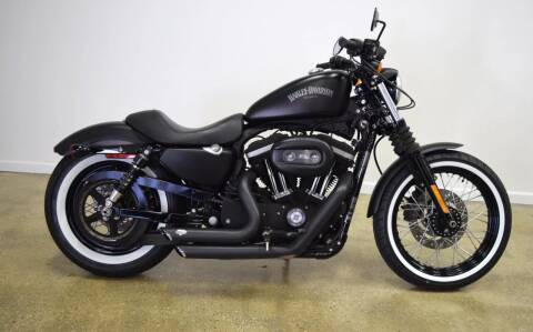 2012 Harley-Davidson Iron 883 for sale at Thoroughbred Motors in Wellington FL
